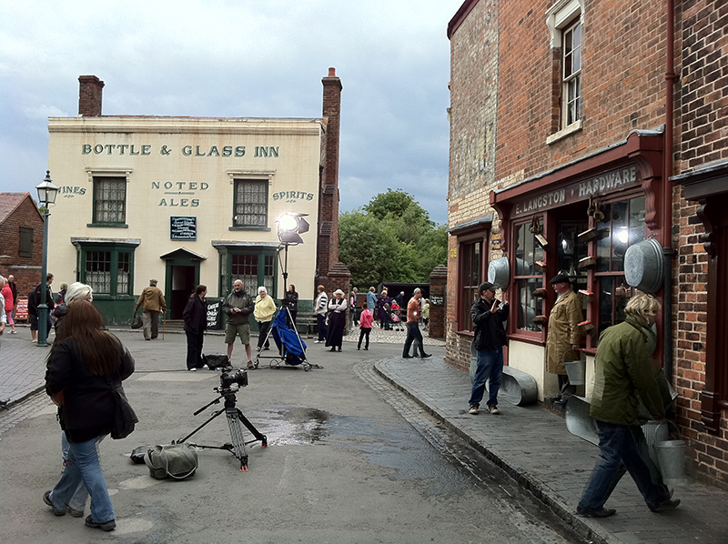 Mike Caine Black Country Museum Commercial