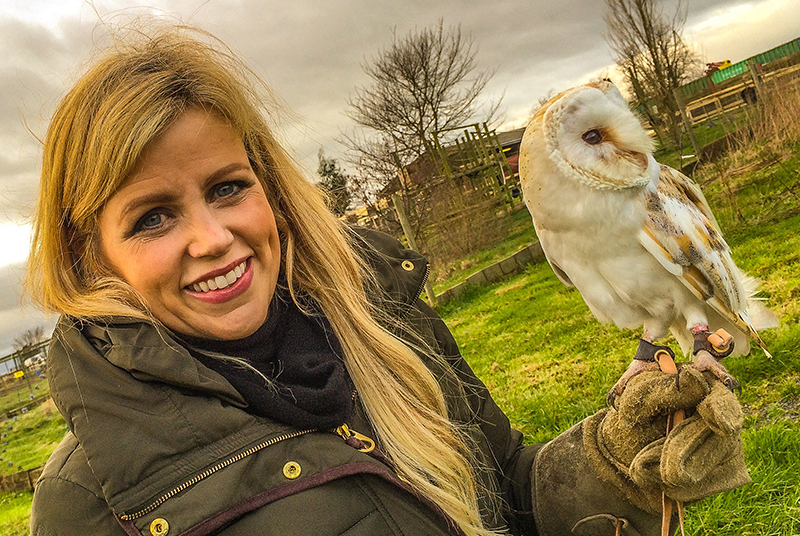 Mike Caine Countryfile Ellie Harrison