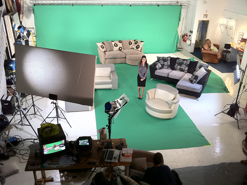 Mike Caine SCS Furniture Commercial.