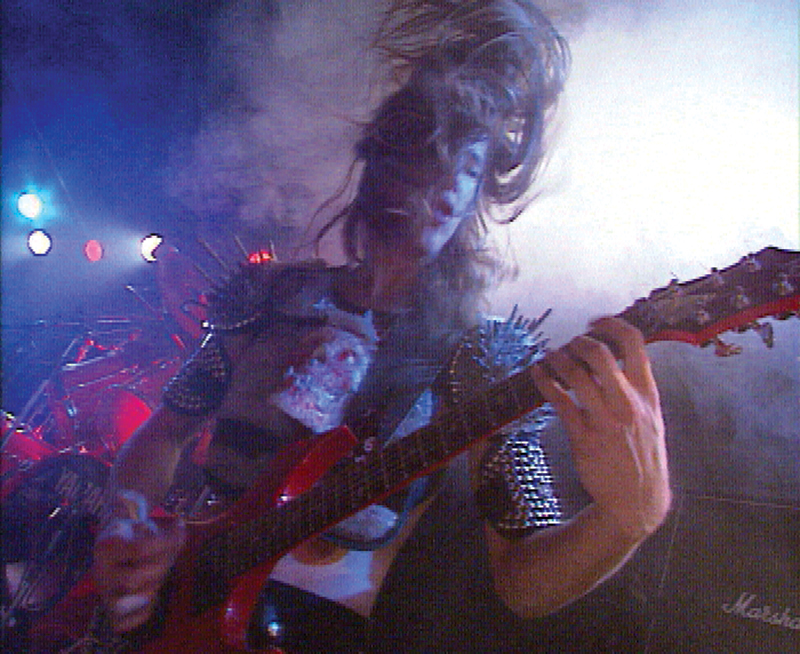 Mike Caine Screen Shot heavy-metal