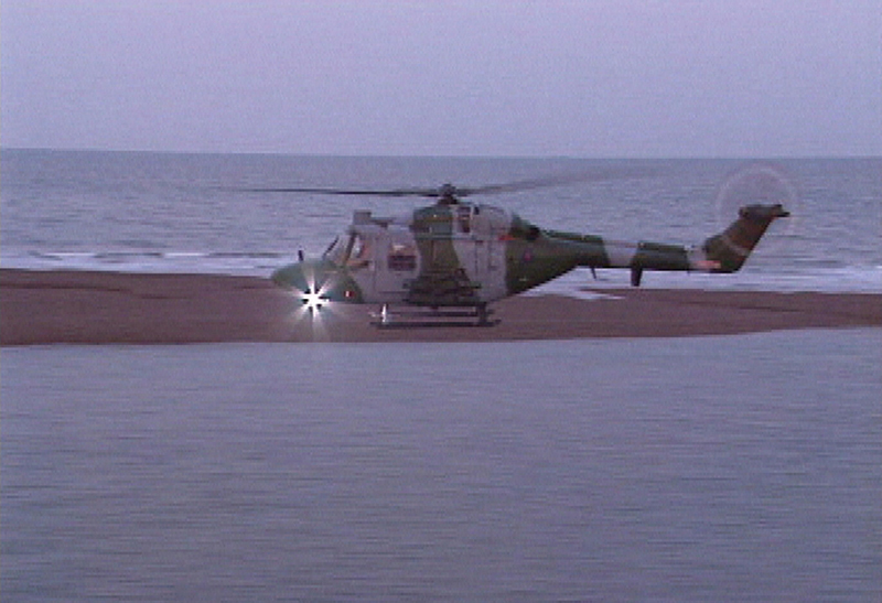 Mike Caine Screen Shot helicopter
