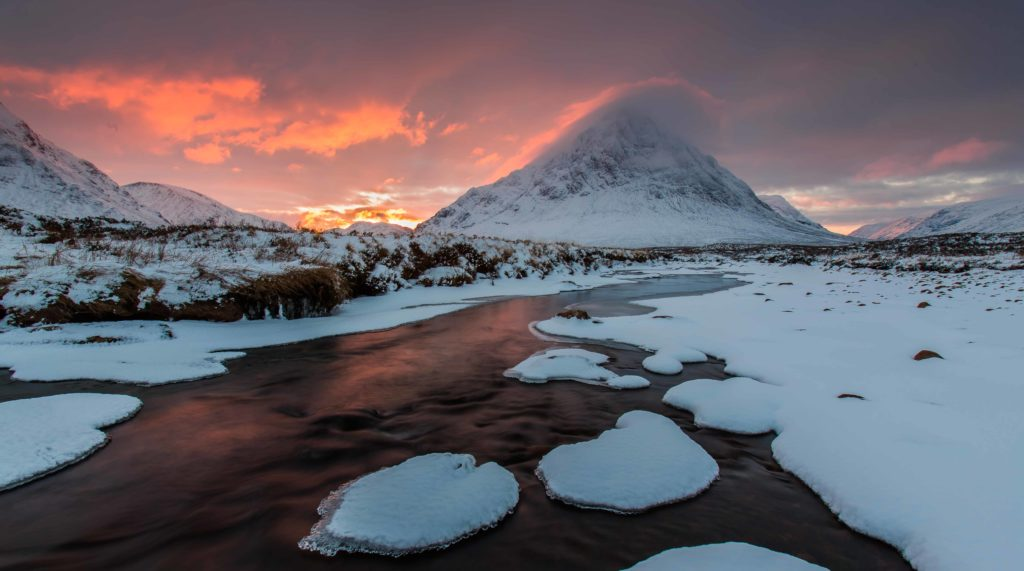 Mike Caine - Stocklandscapes - Stock Photography Buachaille Etive Mor