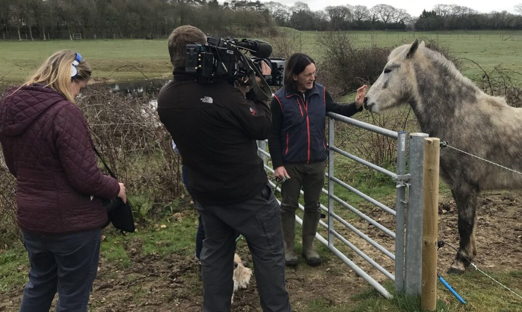 Mike Caine Countryfile