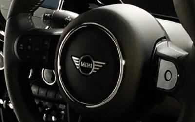 BMW Mini at Oxford