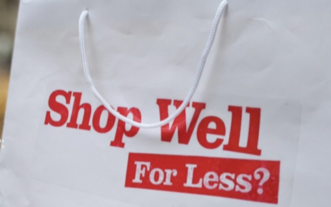 Shop Well For Less