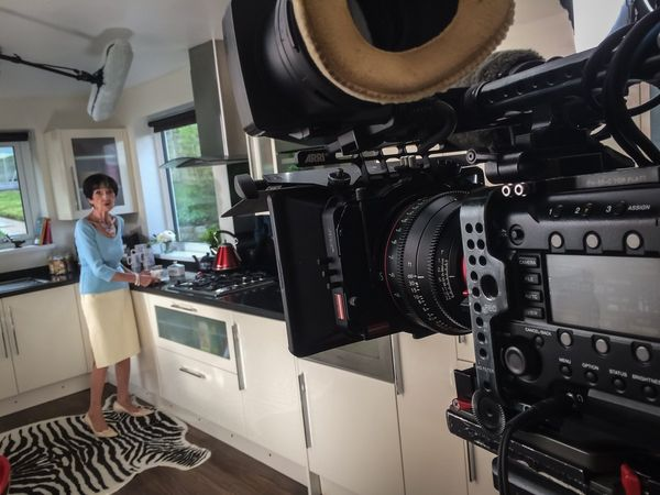 Commercial with June Brown